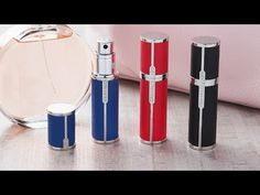 Travalo - Refillable Perfume Atomizer from The Grommet for $38