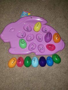 April Preschool, Preschool Learning, In Kindergarten, Preschool Crafts, Easter Activities, Spring Activities, Easter Crafts For Kids, Preschool Activities, April Easter
