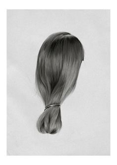 Judith van den Hoek Modern Graphite: In this drawing I love the absolute attention to detail in the very fine graphite lines, that make the hair look so realistic. The tone is used to create such a realistic interpretation of the head as it creates form