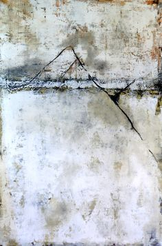 """art journal - expression through abstraction — marceau-verdiere-artist: From the series""""Traces..."""