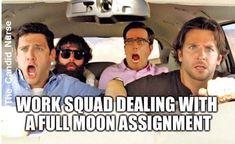 - Nursing Meme - The post 16 Funniest Nurse Jokes NIGHT Shift Edition. appeared first on Gag Dad. Psych Nurse, Nurse Jokes, Nursing Memes, Nursing Career, Nursing Scrubs, Nurses Week Quotes, Happy Nurses Week, Funny Nurse Quotes, Night Shift Humor