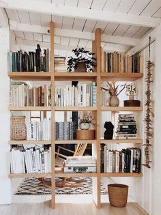 Divide And Conquer: 6 Great Ways To Make More Out of Your Ho. - Divide And Conquer: 6 Great Ways To Make More Out of Your Home! (my scandinavian home) Divide And - Deco Design, Home Decor Inspiration, Decor Ideas, Cheap Home Decor, Home And Living, Modern Living, Future House, Modern Farmhouse, Home Remodeling