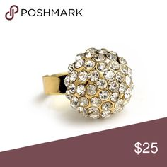 ❗️Zara Statement Studded Ring NWT ❗️LAST CHANCE❗️Zara Studded Statement Ring! NWT. Make an offer! Holiday Blowout Sale--giving to the first reasonable offer I receive! Enjoy discounts on bundles! Asap shipping ;-) Zara Jewelry Rings