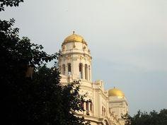 Calcutta. Building. Park street.