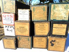 lot of player piano rolls by peaceocake on Etsy,