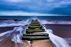 Long Exposure Photography |  Rehoboth Beach