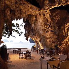 Rayavadee—Krabi, Thailand. #Jetsetter