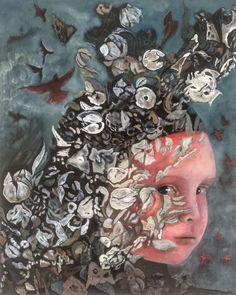 "Ana Fuentes, ""Somnus III on ArtStack #ana-fuentes #art"