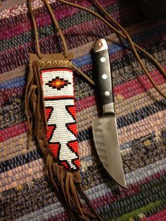 Image result for mountain man neck knife