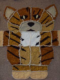 Custom Tiger Quilt