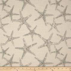 Fabric Yardage Premier Prints Sea Friends Coastal by FreshCanopy Nautical Pillow Covers, Nautical Pillows, Coastal Fabric, Home Decor Fabric, Beach Fabric, Chair Fabric, Drapery Fabric, Wall Fabric, Canvas Fabric