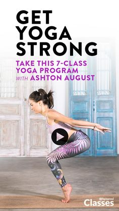 Build full body strength from head to toe in this series and gain expert knowledge in muscle activation, physical alignment, modifications and variations along the way. Get ready to EVOLVE in your strength, knowledge, and overall yoga practice! Sport Fitness, Yoga Fitness, Gentle Yoga Flow, Citations Yoga, Yoga Flow Sequence, Online Yoga, Yoga Poses For Beginners, Yoga For Men, Yoga Routine