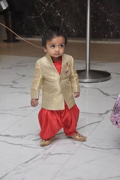 Indian outfit for baby boy