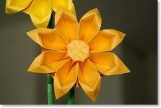 Gerbera flower - video instructions
