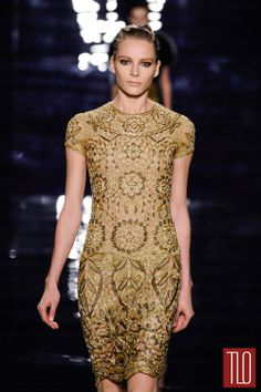 Reem Acra Fall 2014 collection, photos courtesy of Tom and Lorenzo