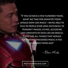 Elon Musk is one of the most brilliant engineers and entrepreneurs the world has seen. Here are 15 Elon Musk quotes, that you will never forget. Motivational Words, Words Quotes, Inspirational Quotes, Sayings, Qoutes, Elon Musk Quotes, Tesla Spacex, Past Quotes, Life Quotes