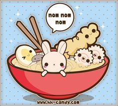 Nom_Nom_Udon_Bunny_by_A_Little_Kitty