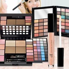 e.l.f Cosmetics  - vegan, cruelty free super affordable and great products!