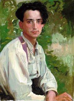 Konstantin Somov | Konstantin Somov - Vladimir Aleksandrovich Somov, the Artists Nephew ...