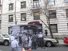 Movie Scenes of the Past in Real Life New York - Arts & Lifestyle - The Atlantic Cities