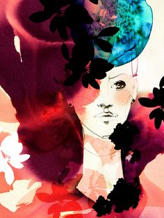 Valerie de Ekaterina Koroleva por DaWanda.com