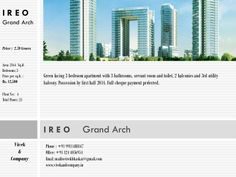 IREO  Grand Arch Golf Course Extn. Road..  by 1244056954 via slideshare