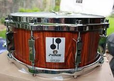 2001 Sonor Phonic Reisue Snare