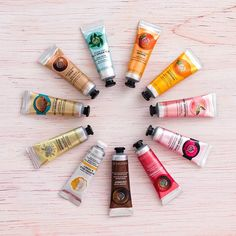These lovely hand cream are normally but today they are only link down below to find out more! Body Shop Tea Tree, The Body Shop Gifts, Body Shop At Home, Body Shop Toner, Body Shop Skincare, Body Shop Products, The Body Shop Logo, Body Shop Christmas, Body Shop Body Butter