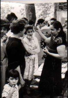 Violeta Vintage Photos, Chile, Couple Photos, Concert, Couples, The World, Clowns, Illustrations, Artists