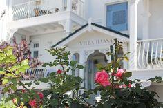 Villa Hansa in Timmendorfer Strand Villa, Bad, Windows, Plants, Nice Asses, You're Welcome, Plant, Fork, Villas