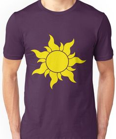 Tangled Sun Unisex T-Shirt
