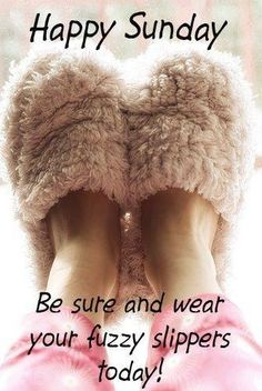 ❤ ❤ fuzzy slippers a few of my favorite things зима, обувь, одежда. Boots Talon, Pajamas All Day, Fuzzy Slippers, Home Spa, Happy Sunday, Happy Weekend, Sunday Morning, Sunday Wishes, Sunday Greetings