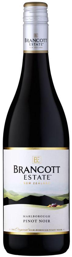 """Brancott Estate"" Pinot noir 2013 - Brancott Estate, Nueva Zelanda-----------------------------------Terroir: Marlborough - South Island, Nueva Zelanda------------- Crianza: 10 meses en barricas de roble francés"