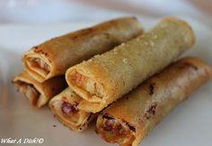What A Dish!: Filipino Lumpia