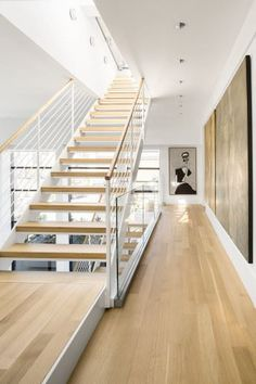 Laconia Loft East - Picture gallery #architecture #interiordesign #staircases