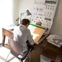 Paco Roca _ Dibuixant i Il·lustrador. foto_3.jpg (2362×2362) http://www.pacoroca.com/bibliografia
