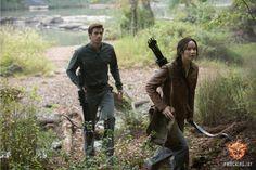 """We hunt, like in the old days."" - Katniss Everdeen, #Mockingjay"