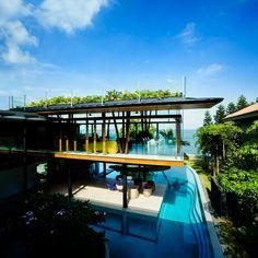 Fish House / Nhà ở Sentosa, Singapore – Guz Architects [Updated] | KIẾN TRÚC NHÀ NGÓI
