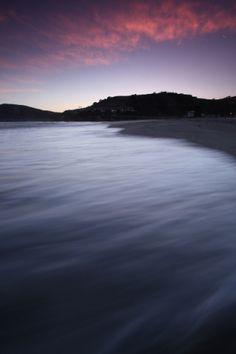 Sunset at Avila Beach