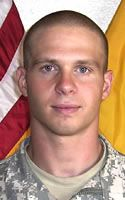 Army Spc. Matthew T. Grimm  Died January 15, 2007 Serving During Operation Iraqi Freedom  21, of Wisconsin Rapids, Wis.; assigned to the 2nd Squadron, 7th Cavalry Regiment, 4th Brigade Combat Team, 1st Cavalry Division, Fort Bliss, Texas; died Jan. 15 in Mosul, Iraq, of wounds suffered when an improvised explosive device detonated near his vehicle during combat operations.