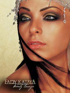 make up artist: fady kataya