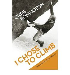 The early climbing years of Britain's greatest living mountaineer from his schooldays to his ascent of the Eiger in 1962.
