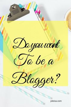 I love the excitement about being a blogger and starting a new blog. Join the girls Jo and Leisa as they start the journey. Wish them luck too. Blog life.