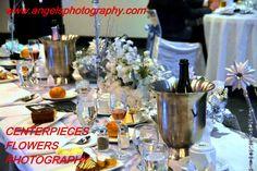 Flower Centerpieces, Budget Wedding, Ottawa, Table Decorations, Weddings, Flowers, Home Decor, Homemade Home Decor, Flower Centrepieces