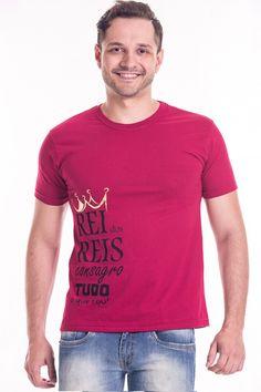Foto principal de Camiseta - Rei dos Reis