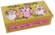My Pretty box 100drine Graphism   Box 100drine pour Sentou Edition