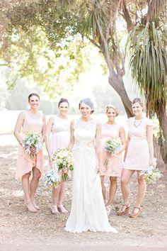 Tadashi Shoji Beaded Crinkle Chiffon Bridal Gown   A Vintage San Francisco Wedding
