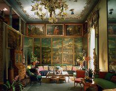 venetian palazzo interiors | Le foto dell'appartamento mi hanno lasciata estasiata per alcuni ...