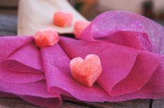Idee regalo San Valentino: scrub di zucchero a forma di cuore