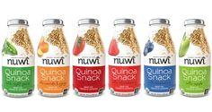 Nuwi Quinoa drinkable snack